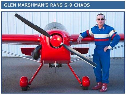 Glen Marshman's Rans S-9 Chaos